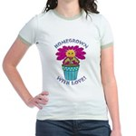 Homegrown with Love Jr. Ringer T-Shirt