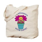 Homegrown with Love Tote Bag