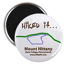 Cute Hike Magnet