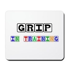 Grip In Training Mousepad