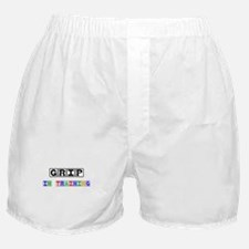 Grip In Training Boxer Shorts