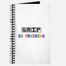 Grip In Training Journal