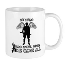 Cute Always my hero Mug