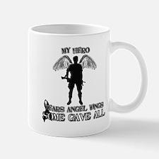 Cute Always my hero Mug