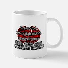 Funny Army medic Mug