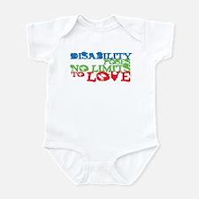 Disability + Love Infant Bodysuit