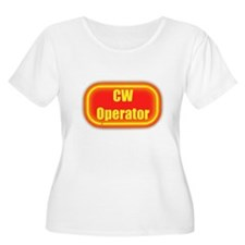 Neon Sign CW Operator T-Shirt