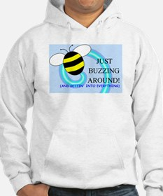 GETTIN' INTO THINGS Jumper Hoody