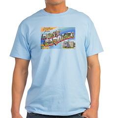 North Carolina Greetings Light T-Shirt