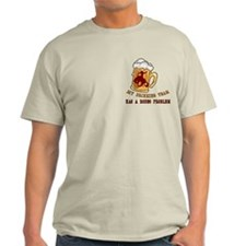 Drinking & Rodeo. Funny T-Shirt