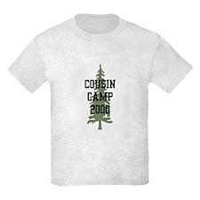 cousin camp 2008 shirt