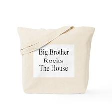 Big Brother Rocks Tote Bag