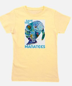 All Things SAVE the MANATEE T-Shirt
