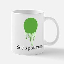 See Spot Run Mug