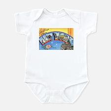 New York State Greetings Infant Bodysuit