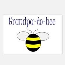 GRANDPA-TO-BEE Postcards (Package of 8)