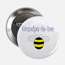 """GRANDPA-TO-BEE 2.25"""" Button"""