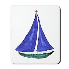Sailboat Mousepad