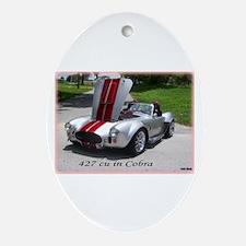 427 cu in Cobra Oval Ornament