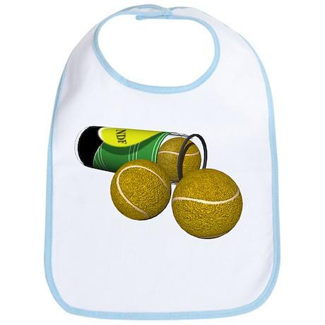 Tennis Balls Bib