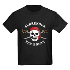 Surrender Yer Booty T