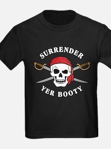 Surrender Yer Booty T