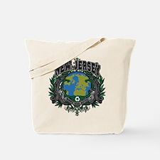 New Jersey Green Pride Tote Bag