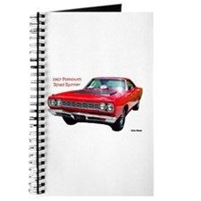 1967 Plymouth Road Runner Journal