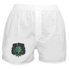 New Mexico Green Pride Boxer Shorts