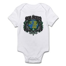 New Mexico Green Pride Infant Bodysuit