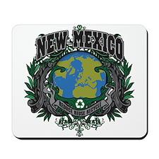 New Mexico Green Pride Mousepad