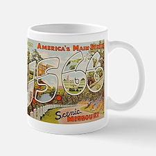 Hwy 66 Route 66 Mug