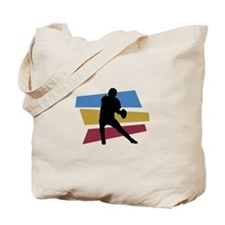 FOOTBALL PLAYER (5) Tote Bag