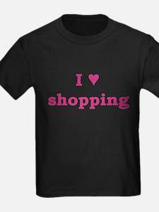 I Heart Shopping T