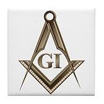 G.I. Mason Tile Coaster