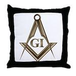 G.I. Mason Throw Pillow