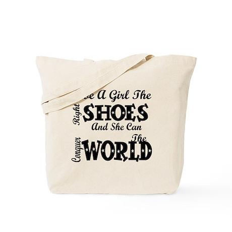 Shoe Lover Tote Bag