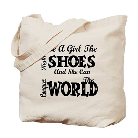 Shoe Lover Tote Bag
