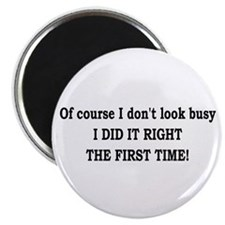 """first time! 2.25"""" Magnet (100 pack)"""