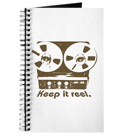 Keep It Reel Journal