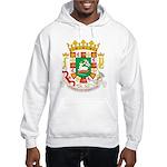 Puerto Rico Coat of Arms Hooded Sweatshirt