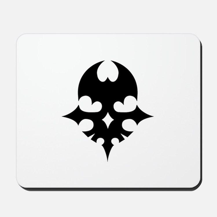 TWEWY Skull Mousepad