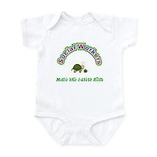 Social Worker Infant Bodysuit