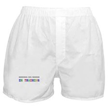 Geophysical Data Processor In Training Boxer Short