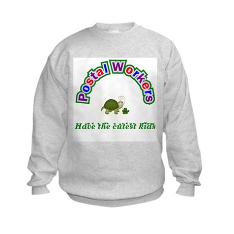 Postal Worker Kids Sweatshirt