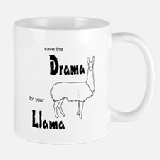 Save the Drama for your Llama Mug