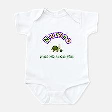 Nurses Infant Bodysuit