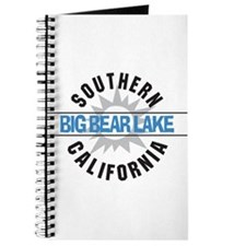 Big Bear Lake California Journal