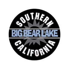 "Big Bear Lake California 3.5"" Button (100 pack)"