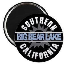Big Bear Lake California Magnet